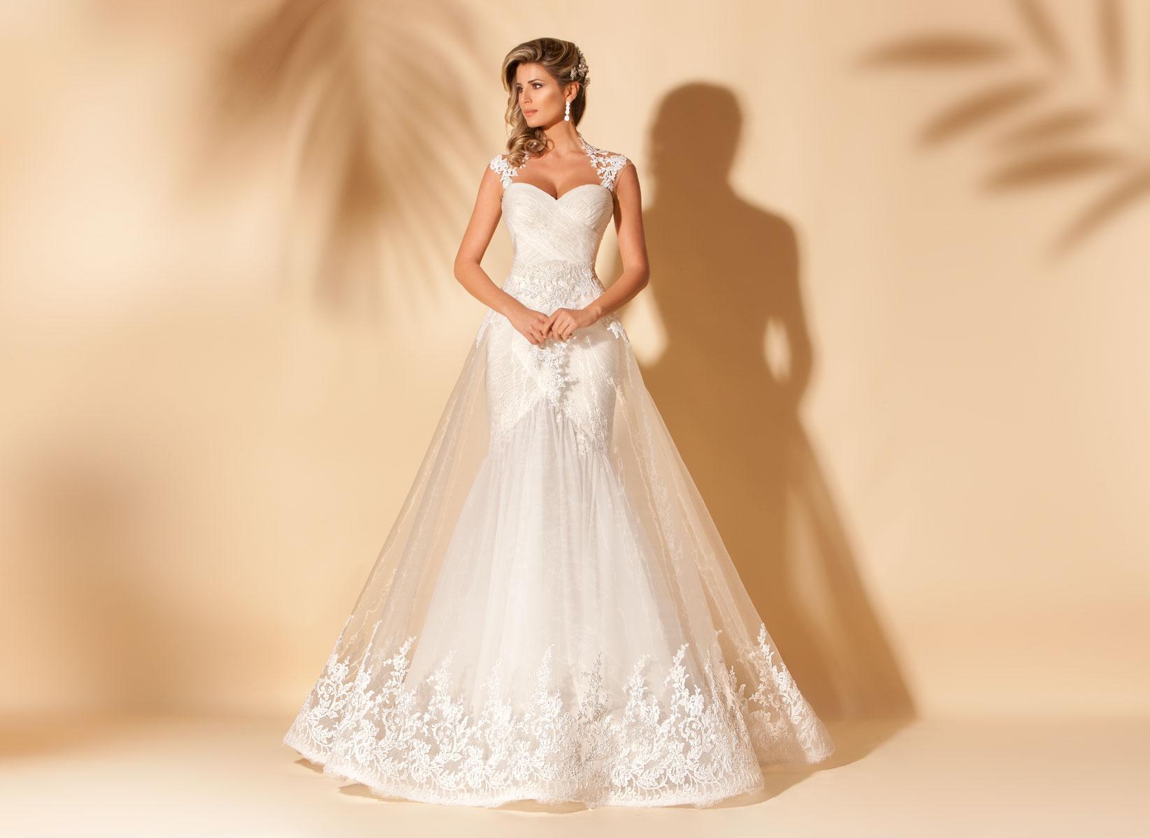 Итальянские свадебное платье